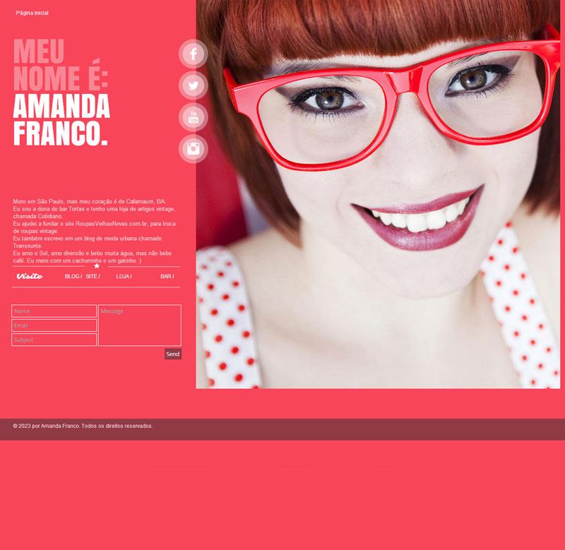 Amanda Franco – 047
