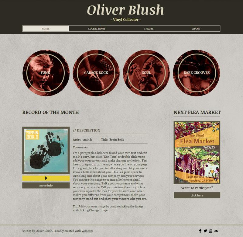 Oliver Brush – 045