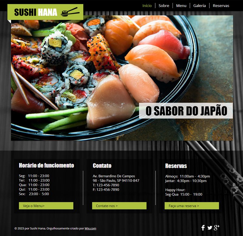 Sushi Hana – 036