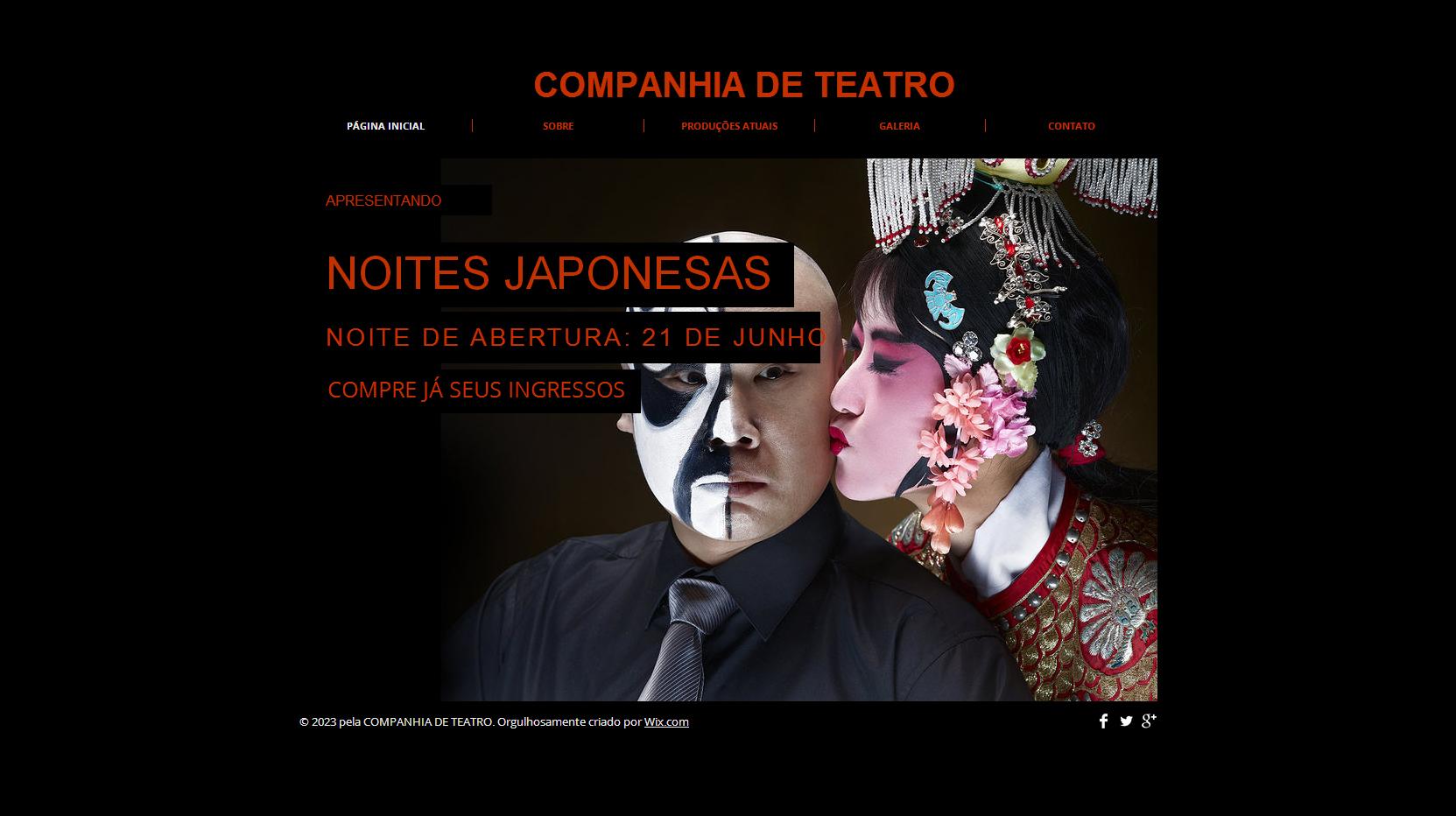 Companhia de Teatro – 053